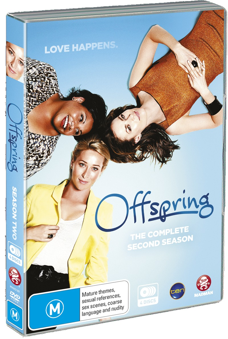 Offspring - The Complete Second Season [Single Case Packaging] on DVD image