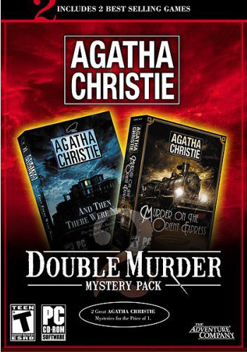 Agatha Christie: Double Murder Mystery Pack for PC Games