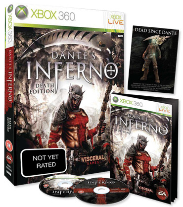 Dante's Inferno Death Edition for Xbox 360