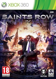 Saints Row IV Commander In Chief Edition (UNCUT) for X360