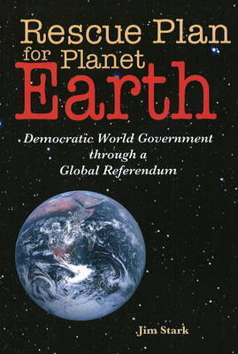 Rescue Plan for Planet Earth by Jim Stark image