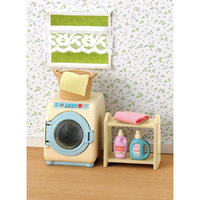 Sylvanian Families: Washing Machine Set