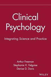 Clinical Psychology by Arthur Freeman image