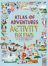 Atlas of Adventures Activity Fun Pack by Lucy Letherland