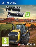 Farming Simulator 18 for PlayStation Vita