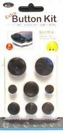 PSP Extra Button Kit (Black) for PSP