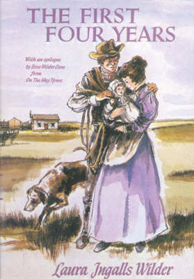 The First Four Years by Laura Ingalls Wilder image