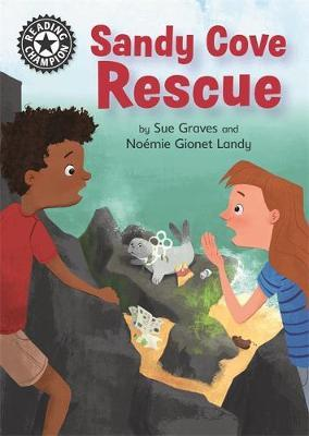 Reading Champion: Sandy Cove Rescue by Sue Graves image