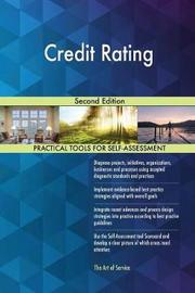 Credit Rating Second Edition by Gerardus Blokdyk image