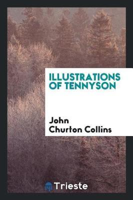 Illustrations of Tennyson by John Churton Collins image