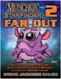 Munchkin: Starfinder #2 - Far Out