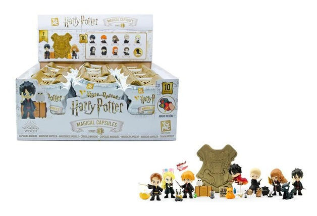 Harry Potter: Magical Capsule - Mini- Figure (Blind Box)
