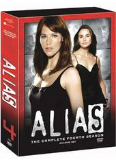 Alias - Complete Season 4 (6 Disc) on DVD