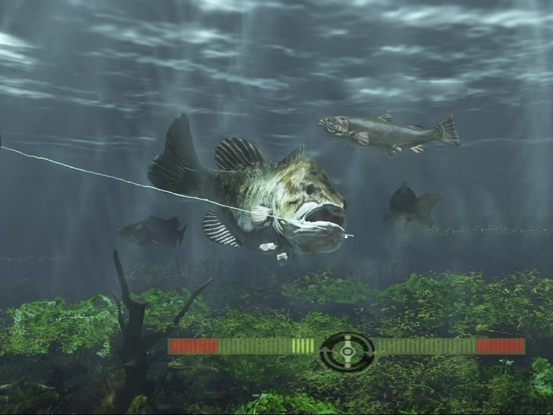 Rapala Fishing Frenzy for Xbox 360 image