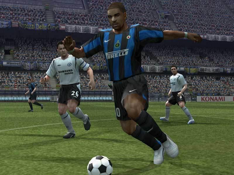 Pro Evolution Soccer 6 for PC Games image