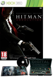 Hitman Absolution Professional Edition for X360