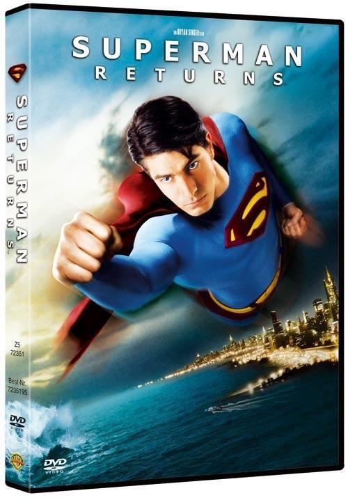 Superman Returns on DVD image