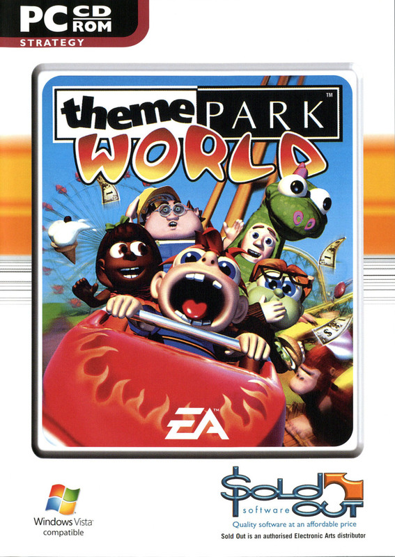 Theme Park World for PC Games