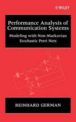 Performance Analysis of Communication Systems by Reinhard German image