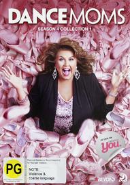 Dance Moms - Season 4: Collection 1 on