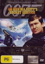 On Her Majesty's Secret Service (007) - James Bond Ultimate Edition (2 Disc Set) on DVD