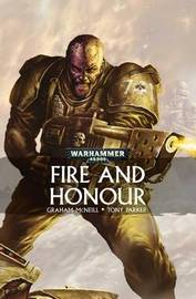 Fire and Honour by Graham McNeill
