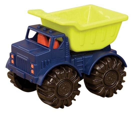 B. Mini Truck - Blue