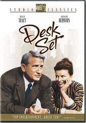 Desk Set on DVD