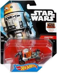 Hot Wheels: Star Wars Character Car - Chopper