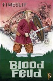 Blood Feud by Jacqueline Morley