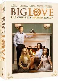 Big Love - Complete Season 2 (4 Disc Set) on DVD