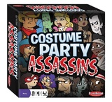 Costume Party Assassins - Board Game