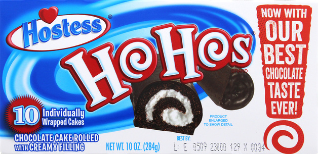 Hostess: Ho Ho's 283g (10 Pack)
