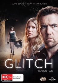 Glitch - Season 2 on DVD
