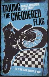 Taking the Chequered Flag by Pam Harvey image