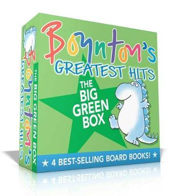 Boynton's Greatest Hits the Big Green Box by Sandra Boynton