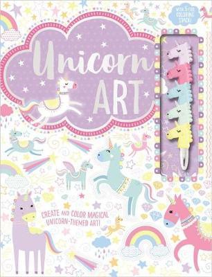 Unicorn Art by Make Believe Ideas, Ltd.