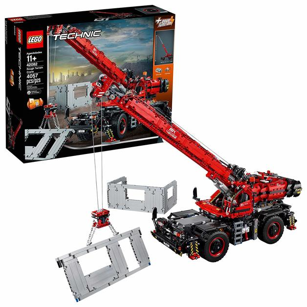 LEGO Technic: Rough Terrain Crane (42082)