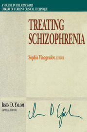 Treating Schizophrenia by Sophia Vinogradov image