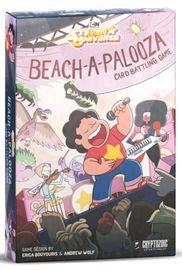 Steven Universe: Beach A Palooza - Card Game image
