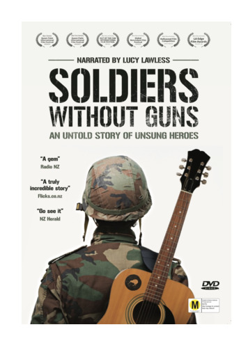 Soldiers Without Guns on DVD