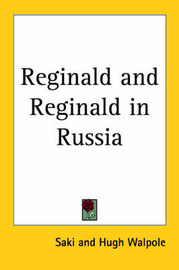 Reginald and Reginald in Russia by Saki image