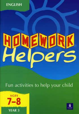 Longman Homework Handbooks: English 3, Key Stage 2 by Alan Gardiner image