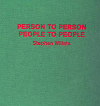 Person to Person, People to People by Chris Hammond image