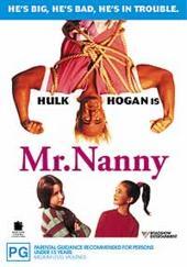 Mr Nanny on DVD