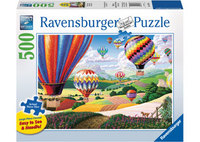 Ravensburger – Brilliant Balloons Lge Form Puzzle 500pc