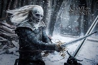 Game Of Thrones Wall Poster - White Walker (441)