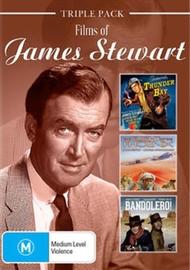 James Stewart - Triple Pack on DVD