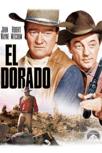 El Dorado on DVD image