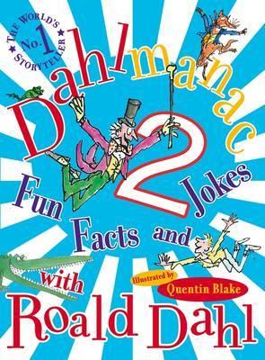 Dahlmanac 2 by Roald Dahl